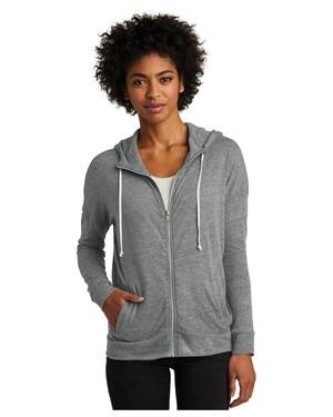 Women's Eco-Jersey Cool-Down Zip Hoodie