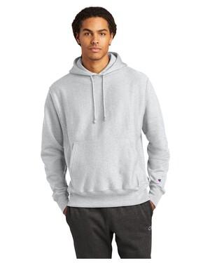Reverse Weave Pullover Hoodie