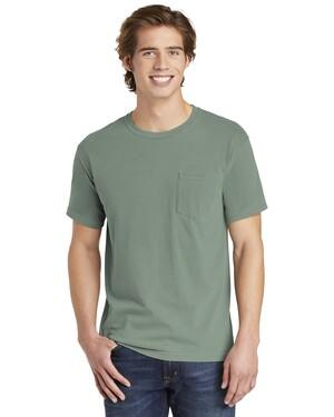 Heavyweight Ring Spun Pocket T-Shirt