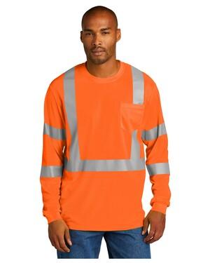 ANSI 107 Class 3 Mesh Long Sleeve T-Shirt