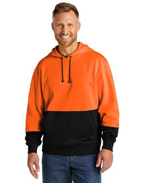Enhanced Visibility Fleece Pullover Hoodie