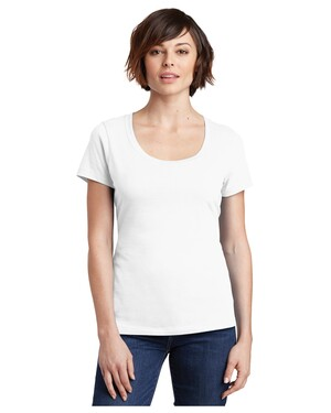 Ladies Perfect Weight  Scoop T-Shirt