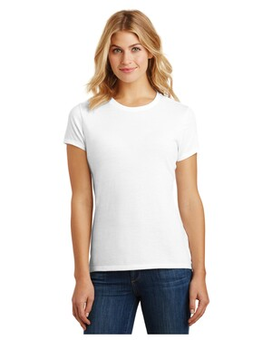 Ladies Perfect Tri  Crew Tee-Shirt