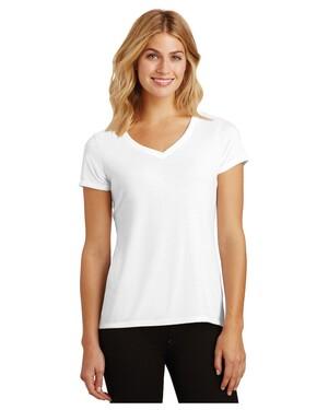 Ladies Perfect Tri  V-Neck T-Shirt