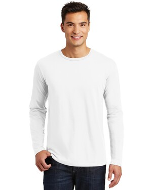 Mens Perfect Weight Long Sleeve Tee.