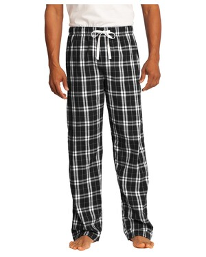 Young Mens Flannel Plaid Pants