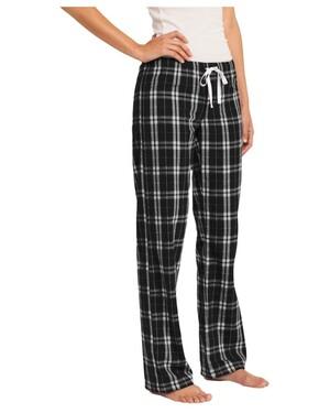 Juniors Flannel Plaid Pants