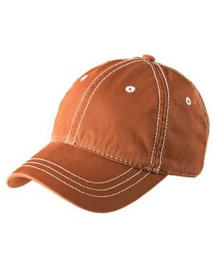 Thick Stitch Cap.