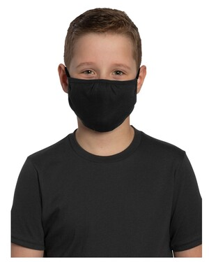 Youth V.I.T. Shaped 3-Ply Reusable Face Mask 5-pack