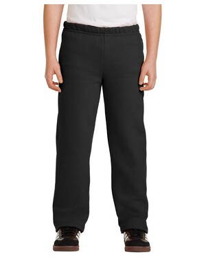 Youth Heavy Blend Open Bottom Sweatpant.