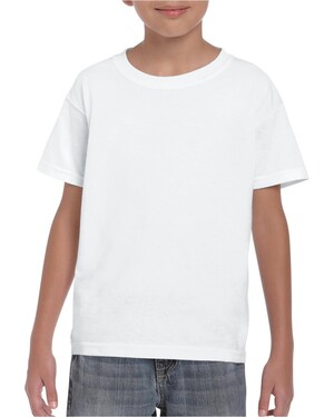 Youth DryBlend  50 Cotton/50 DryBlend  Poly T-Shirt.