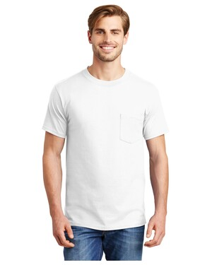 Beefy-T 100% Cotton T-Shirt with Pocket.