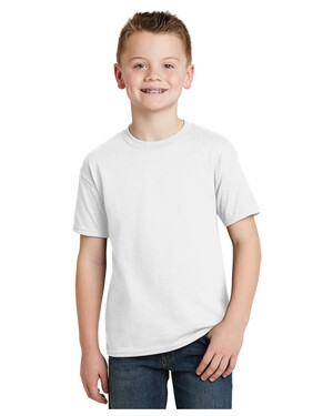 Youth ComfortBlend  50/50 Cotton/Poly T-Shirt.