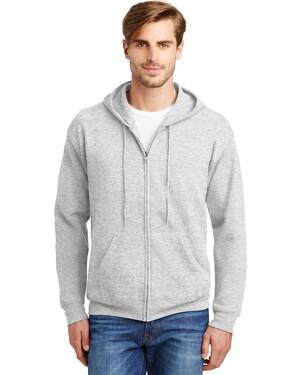 ComfortBlend  EcoSmart  Full-Zip Hooded Sweatshirt.