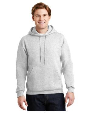 SUPER SWEATS Pullover Hooded Sweatshirt.
