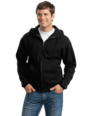 Super Sweats Full-Zip Hooded Sweatshirt.