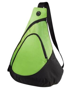 Honeycomb Sling Backpack