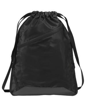 Zip-It Drawstring Backpack