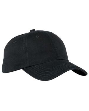 Brushed Twill Cap.