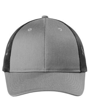 Low-Profile Snapback Trucker Cap.