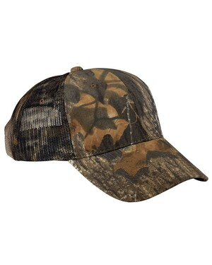Pro Camo Series Mesh Trucker Hat
