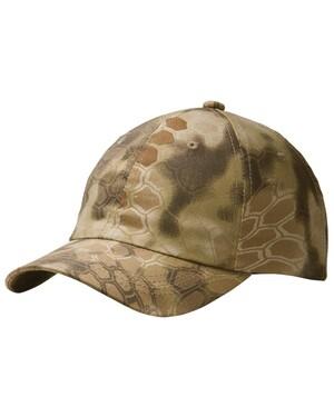Pro Camo Series Garment-Washed Cap.