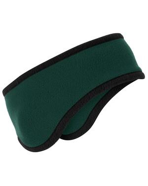 Two-Color Fleece Headband.