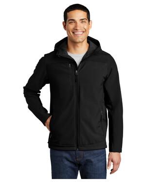 Hooded Core Soft Shell Jacket