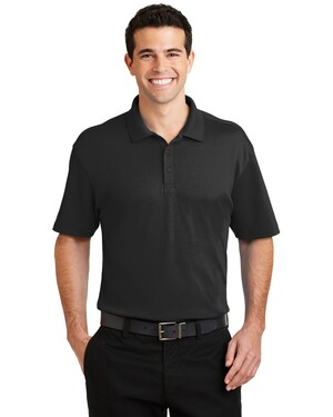Silk Touch Interlock Performance Polo Shirt