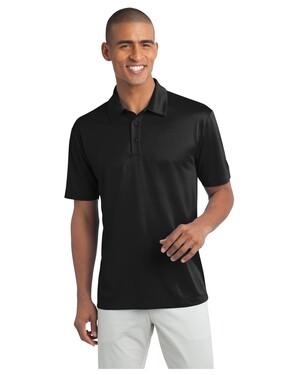 Silk Touch 100% Polyester Polo Shirt