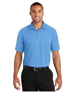Crossover Raglan Polo Shirt