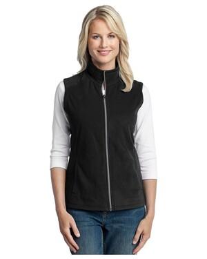 Ladies Microfleece Vest