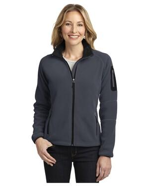 Ladies Enhanced Value Fleece Full-Zip Jacket