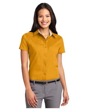 Women's Short-Sleeve Easy Care Shirt