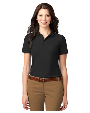 Ladies Stain-Resistant Polo Shirt