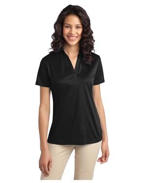 Women's Silk Touch 100% Polyester Polo Shirt