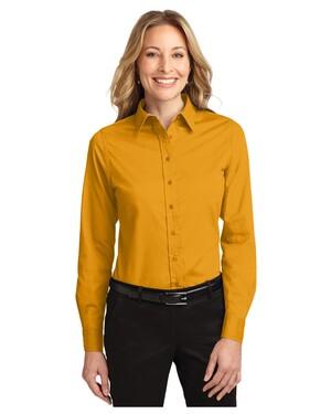 Women's Long-Sleeve Easy Care Shirt