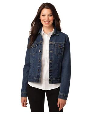 Ladies Denim Jacket.