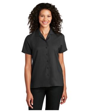 Ladies Short Sleeve Performance Staff Shirt