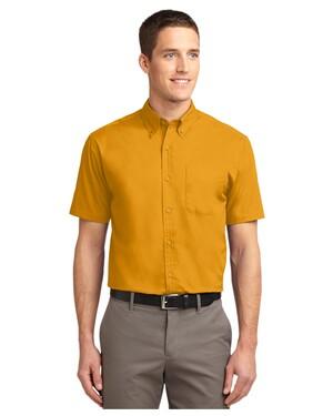 Short-Sleeve Easy Care Shirt