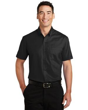 Short Sleeve SuperPro  Twill Shirt.