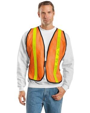 Mesh Safety Vest.