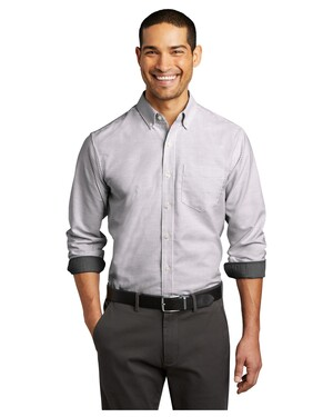 SuperPro Oxford Stripe Shirt