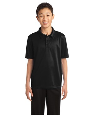 Youth Silk Touch Performance Polo Shirt
