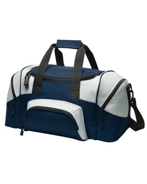 Improved Colorblock Small Sport Duffel Bags