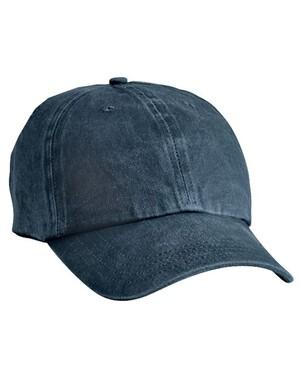 Pigment-Dyed Cap.