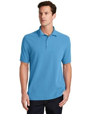 Ring Spun Pique Polo Shirt