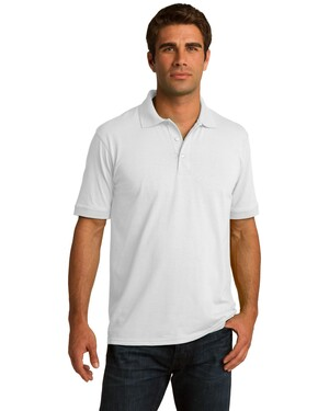 5.5-Ounce Jersey Knit Polo Shirt