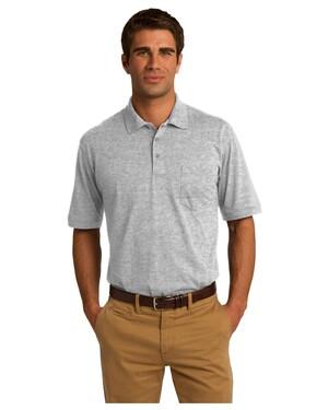 Core Blend Pocket Polo Shirt