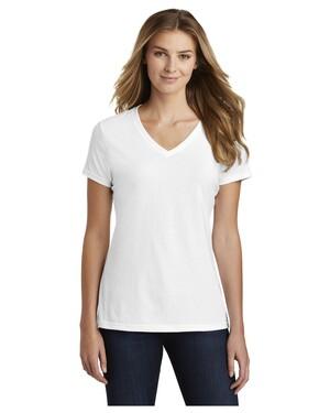 Ladies Fan Favorite Blend V-Neck T-Shirt